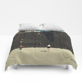 Wall Climbing Comforters