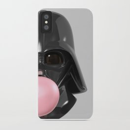 Darth Vader Bubble Gum 02 iPhone Case