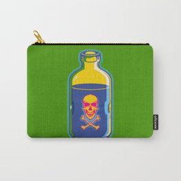 psychedelic poison bottle Carry-All Pouch
