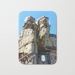 The Externsteine II, Teutoburg Forest Bath Mat