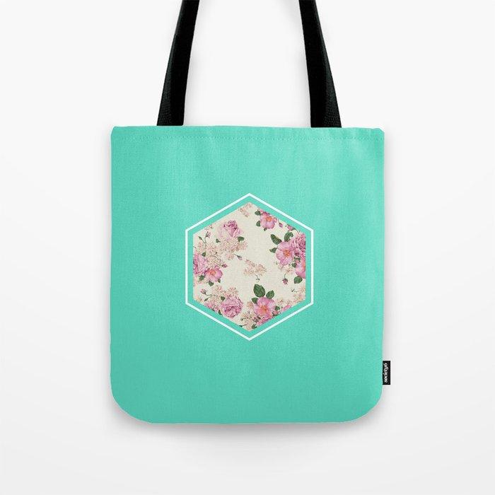 Floribus Sextae Tote Bag