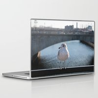 charlie Laptop & iPad Skins featuring Charlie by Chris Cooch