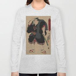 Sumo Long Sleeve T-shirt