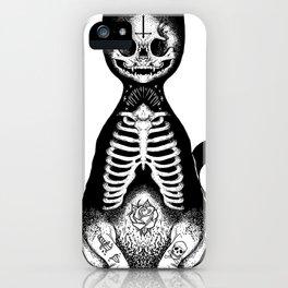 Skulls & Daggers iPhone Case