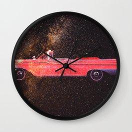 Space Cruiser Wall Clock