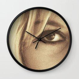 Brigitte Bardot, Contempt, movie poster, Le Mépris, Jean-Luc Godard, Fritz Lang, Wall Clock