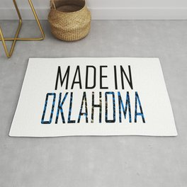Made In Oklahoma Rug