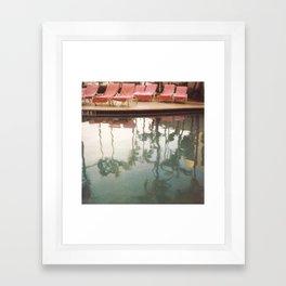 Tuesday's Today Framed Art Print