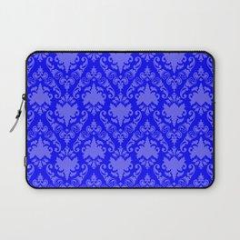 Cobalt Damask Laptop Sleeve