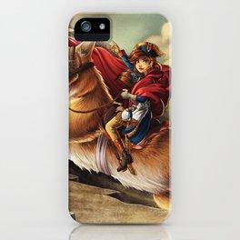 Napoléon Tseumpfeuh iPhone Case
