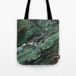 Forest Textures Tote Bag
