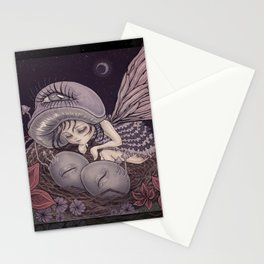 Fairy Dreaming Stationery Cards