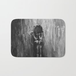 Darkness Bath Mat