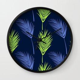 Tropical vibes 3 Wall Clock