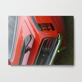 Muscle Car 440 Metal Print