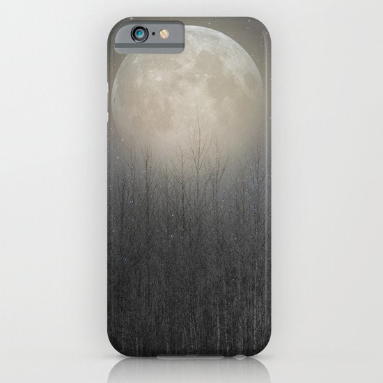 The Moon Shines Bright II iPhone & iPod Case
