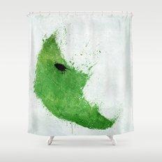 #011 Shower Curtain