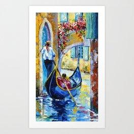 Venice # 4 Art Print