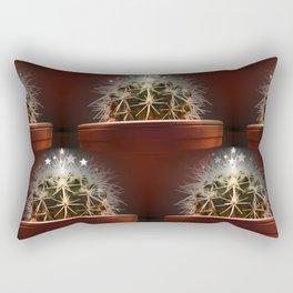 Cactus magic Rectangular Pillow