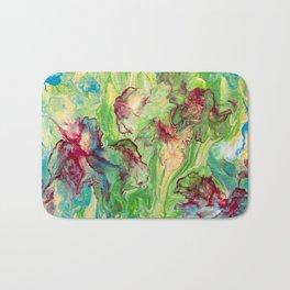 Sharmaine's Iris Bath Mat