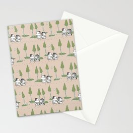 Hansel and Gretel - Cream Stationery Cards