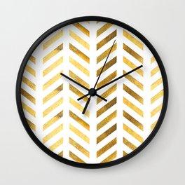 oro2 Wall Clock