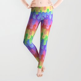 Rainbow Slime Leggings