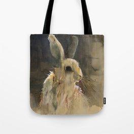 Undead Rabbit Tote Bag