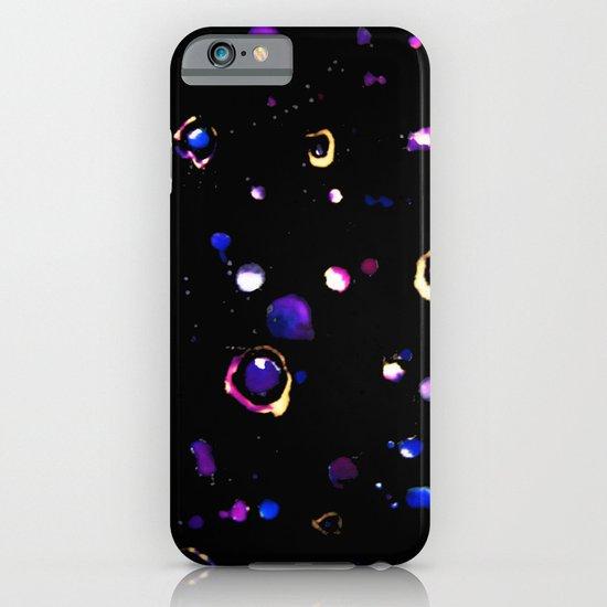 Celestial Splatter iPhone & iPod Case