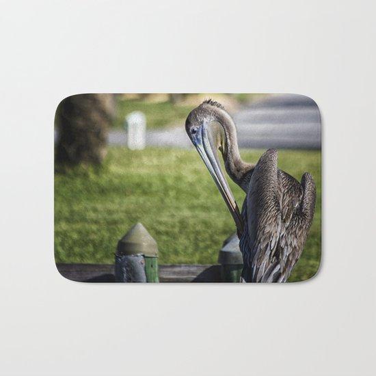 Pelican Itch Bath Mat