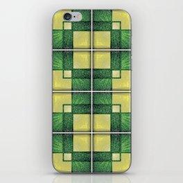 Vintage Tiles #1 iPhone Skin