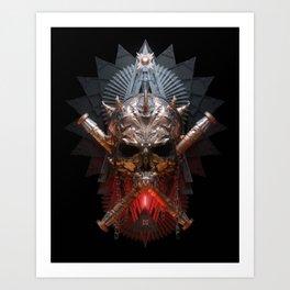 Sith / V1 Art Print