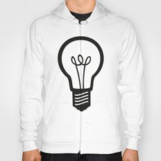 Simple Light Bulb Hoody