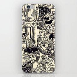 Monster Mart iPhone Skin