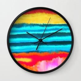 Piñata Wall Clock