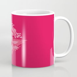 SIGN OPEN HEART Coffee Mug