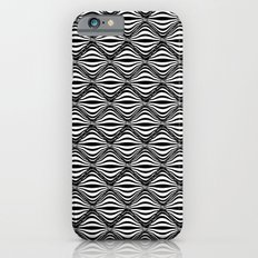 Warp Field (B&W) Slim Case iPhone 6s