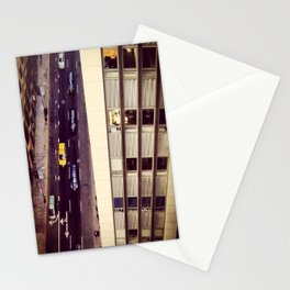 Up, Down Downtown Stationery Cards