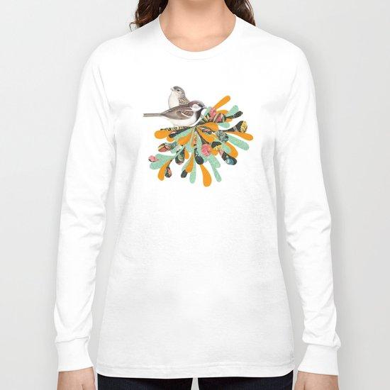 Bird's Nest Long Sleeve T-shirt