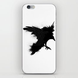 I Welcome The Valkyries iPhone Skin
