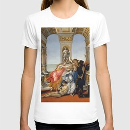 "Sandro Botticelli ""The Calumny of Apelles"" T-shirt"