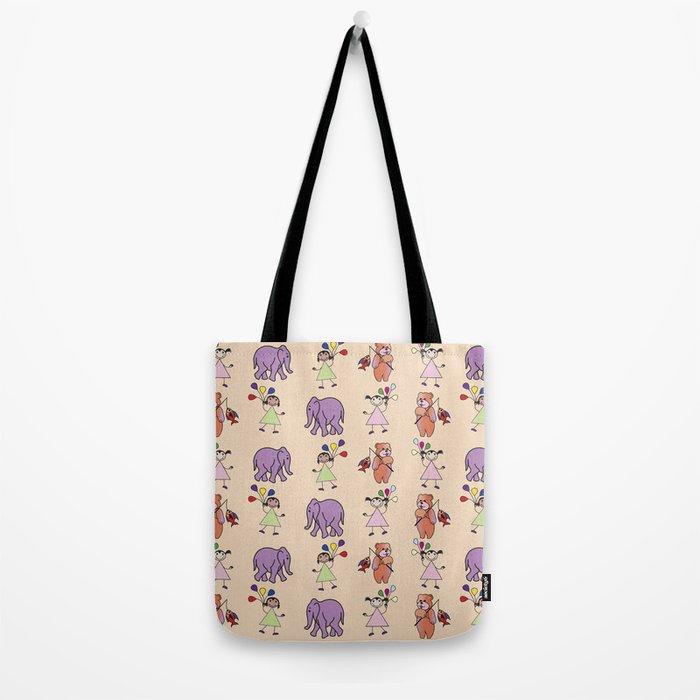 pattern 13 Tote Bag