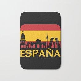 Spain design I Sights Glass Palace Viva ESPANA Gift Bath Mat