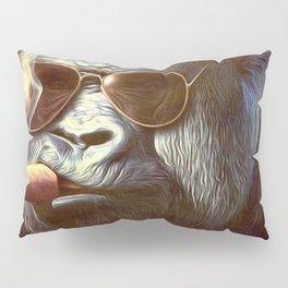 Gorilla in the Mist Pillow Sham