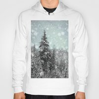 snow Hoodies featuring Snow by Pure Nature Photos