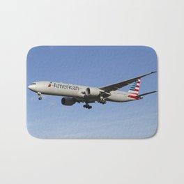 American Airlines Boeing 777 Bath Mat