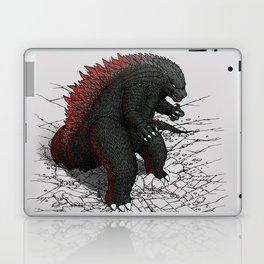 The Great Daikaiju Laptop & iPad Skin