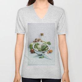 fresh vegetables Unisex V-Neck