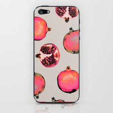 Pomegranate Pattern iPhone & iPod Skin