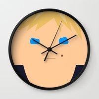van Wall Clocks featuring Van by luamado